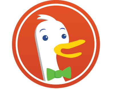 DuckDuckGo Dax the duck